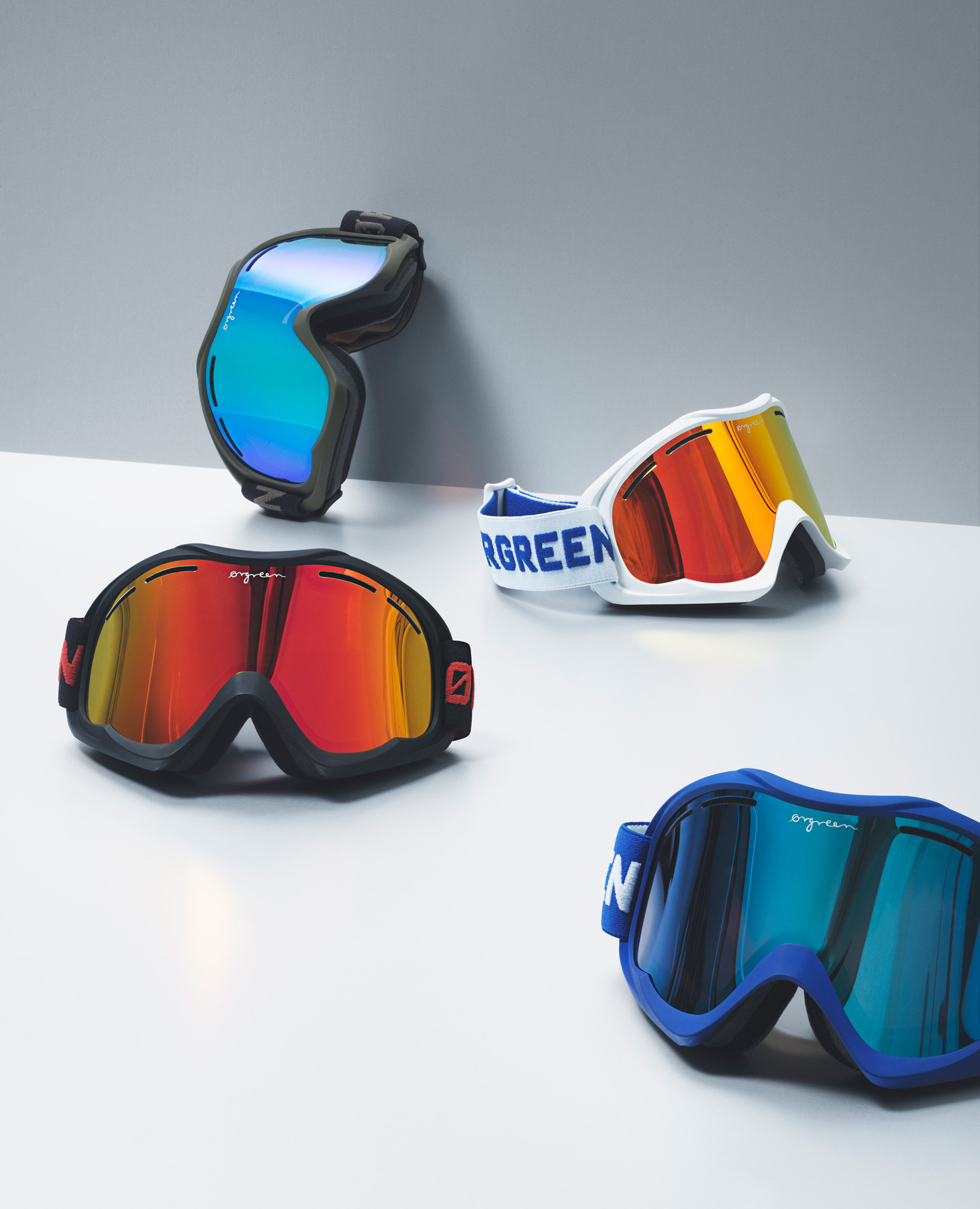 Ørgreen_Snow_Goggles_Group